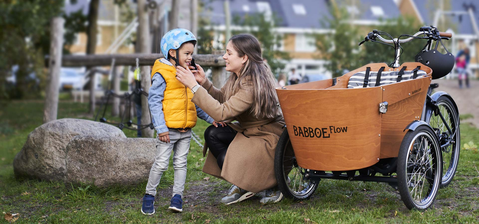 The cargo bike for everyone