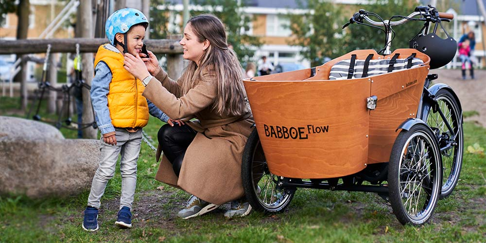 Second hand cargo bike