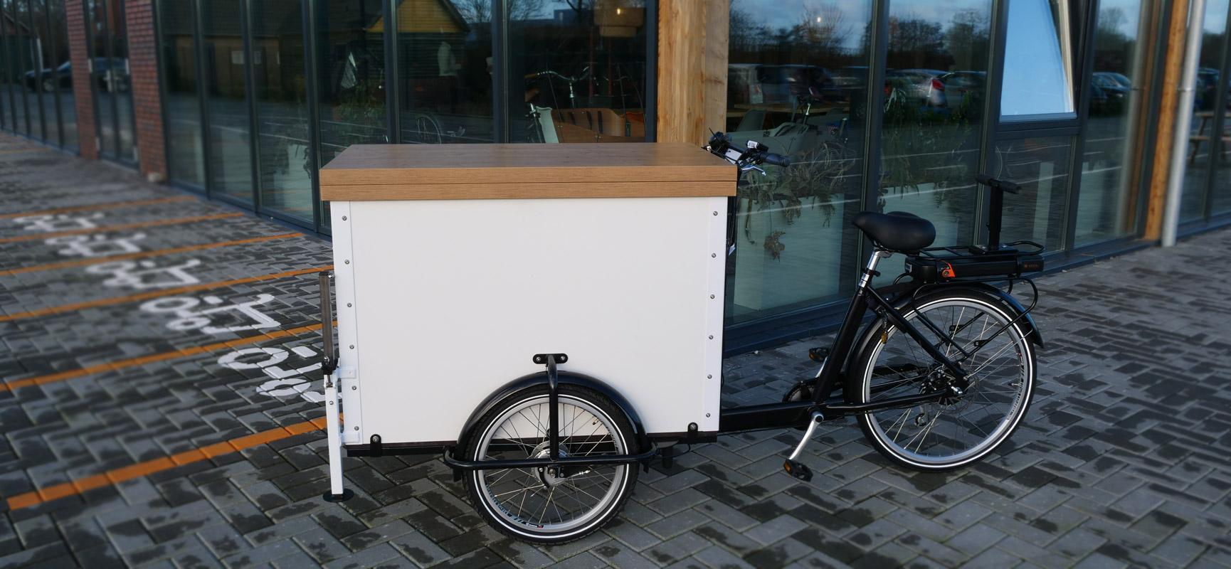 food truck bike