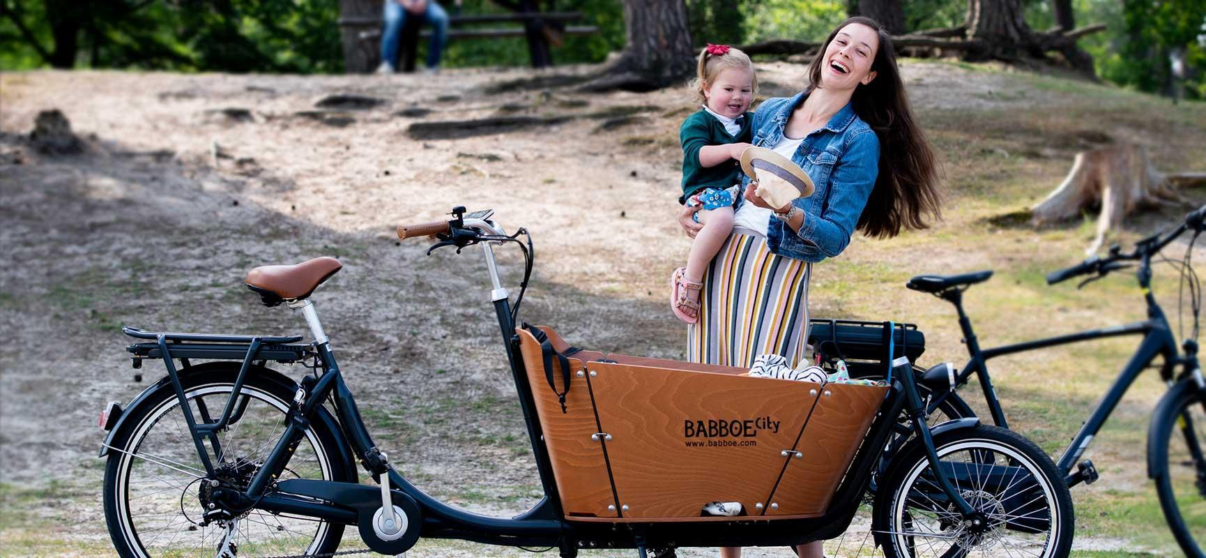 Electric cargo bike or not?