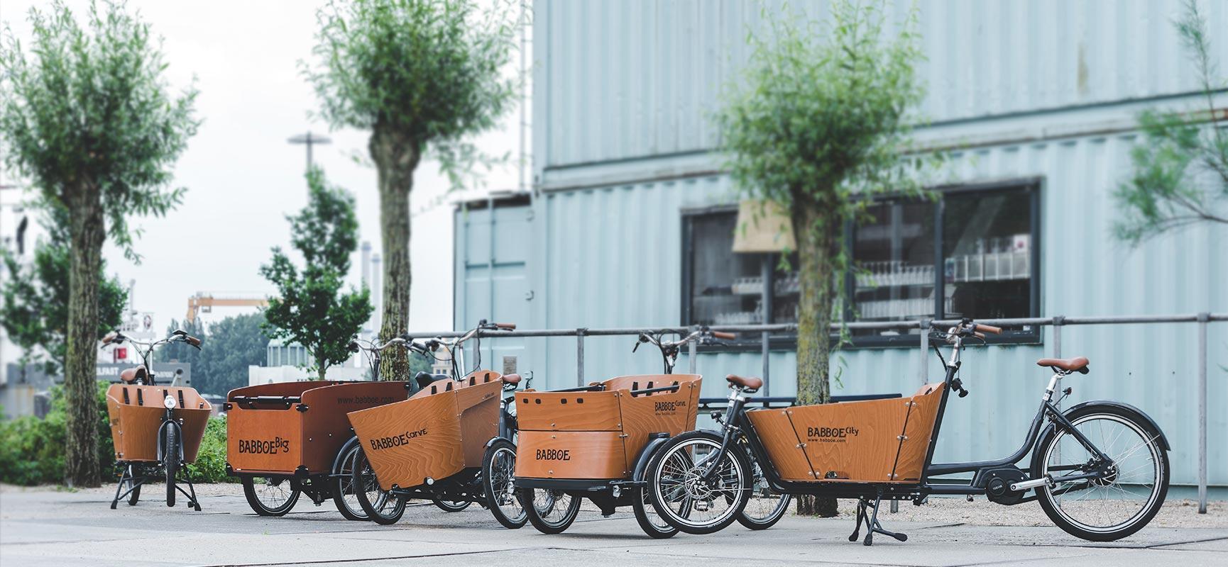 Looking for a cargo bike? Choose the best Dutch cargo bike brand!