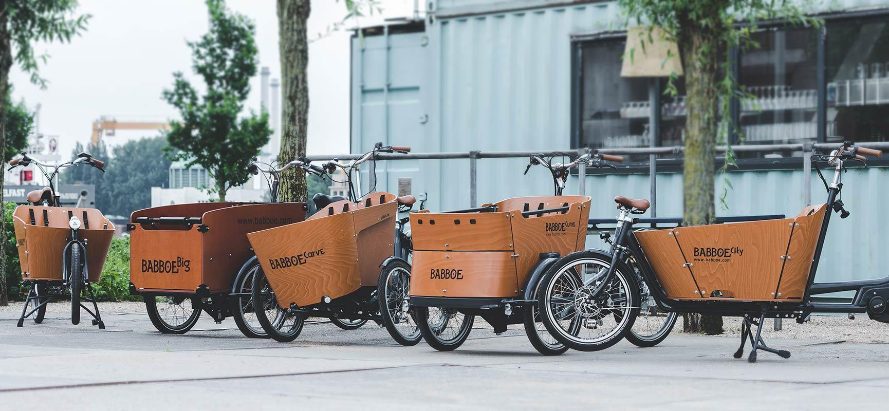 Weight of a cargo bike