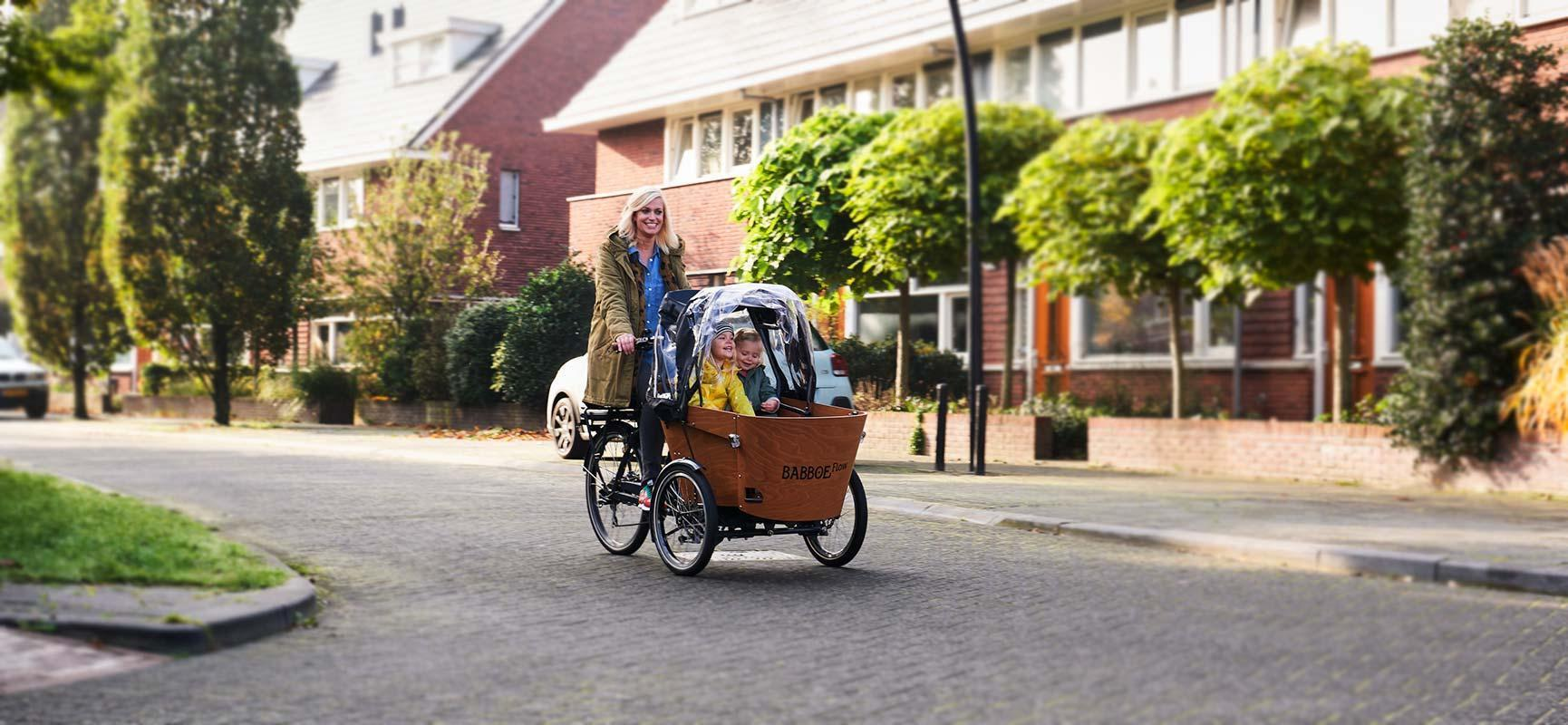 What can your cargo bike do?