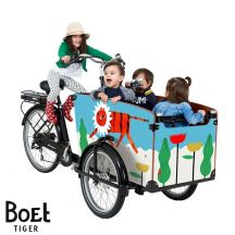 Babboe BOET cargo bike stickers Big