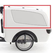Babboe cargo bike stickers Pro Trike XL