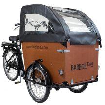 Babboe rain tent Dog black