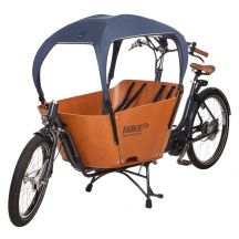 Babboe sunshade blue