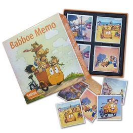 Babboe memo game