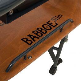 Babboe footrest (2 pieces)