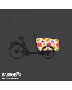 Babboe reflective cargo bike stickers Big