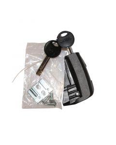 Yamaha battery lock