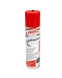 Cyclon lubricant spray