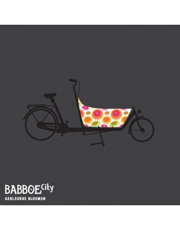 Babboe reflective cargo bike stickers City