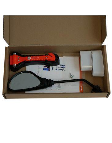 Babboe safety box
