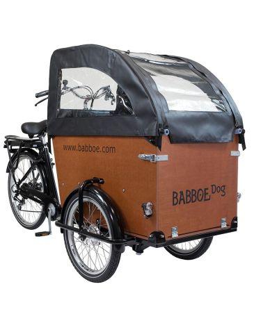 Babboe rain tent black