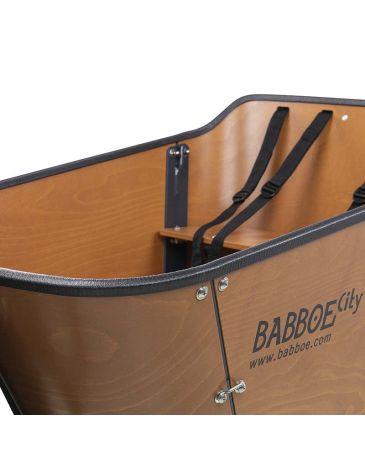 Babboe protective edge black