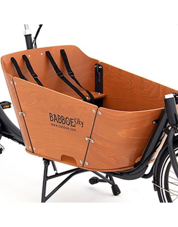 Babboe wood package City