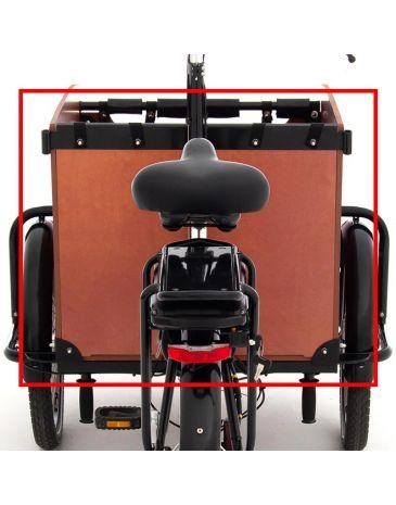 Babboe rear panel