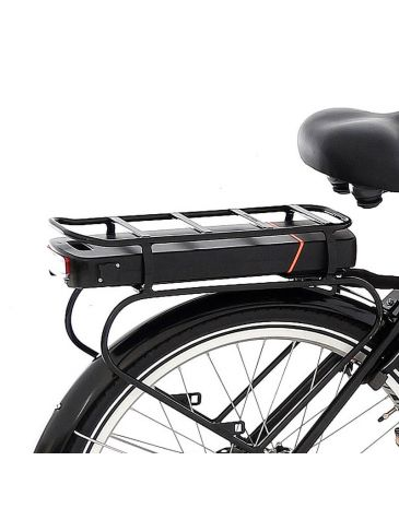 Babboe rear carrier QWIC