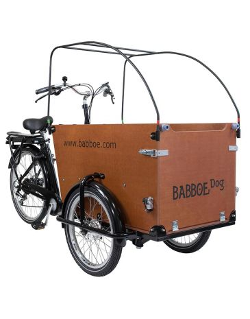 Babboe tent pole set